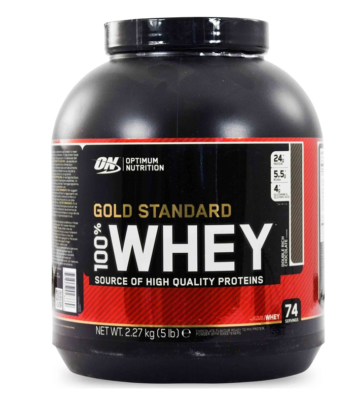 100% Whey, Næringstilskud, protein - Optimum Nutrition