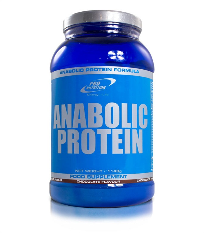 Anab Protein, Næringstilskud, protein - Pro Nutrition