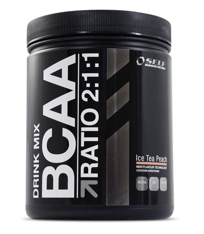 BCAA Drink Mix, Aminosyrer - Self Omninutrition