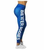 Better Bodies Varsity Stripe Tights