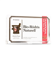 Bio-Rød ris Naturel