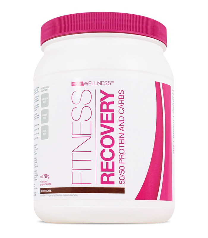 Fitness Recovery, Næringstilskud, protein - Fit For Wellness