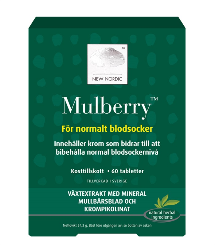 Mulberry , Helsekost - New Nordic