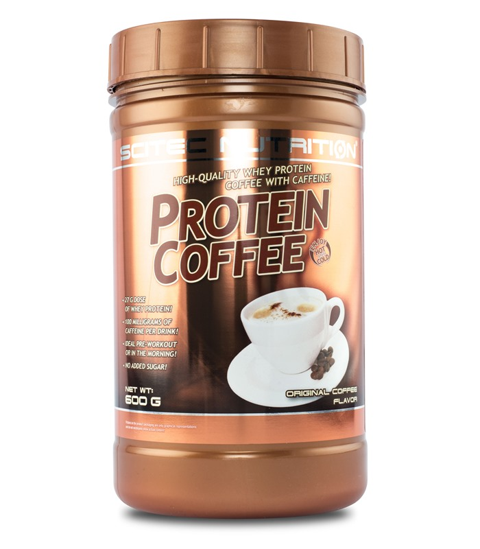 Protein Coffee, Næringstilskud, protein - Scitec