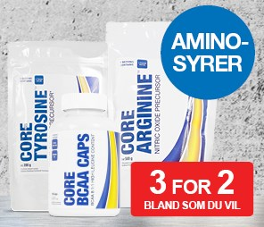 Aminosyrer 3 for 2