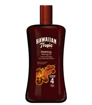Tropical Tanning Oil Rich