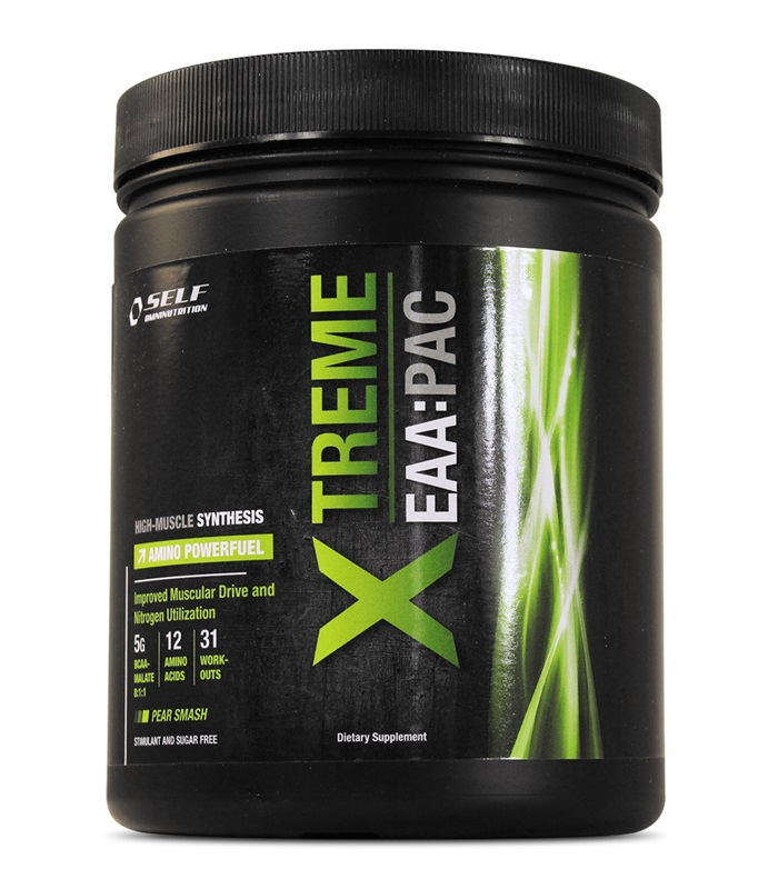 Xtreme EAA:PAC, Aminosyrer - Self Omninutrition